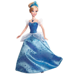 Disney Princess - Cinderella Swirling Lights Doll