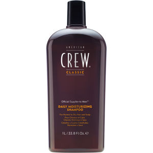 American Crew Daily Moisture Shampoo (1000ml)