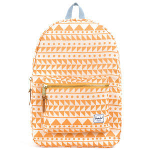 Herschel Settlement Backpack - Chevron Butterscotch/Steel Blue