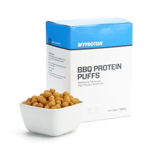 BBQ Protein Puffs
