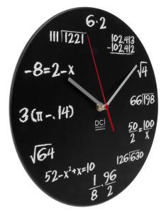 Equation Clock