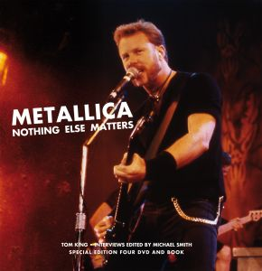 Metallica: Metallica: Nothing Else Matters (4DVD's plus Boek)