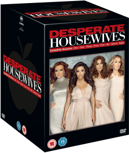 Desperate Housewives - Complete Verzameling