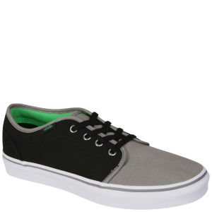 Vans 106 Vulcanized Canvas Trainers - Wild Dove/Black