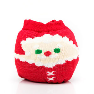 Santa Bauble Socks (UK 6.5-10)