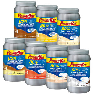 Powerbar Protein Plus 80% 700g Jar