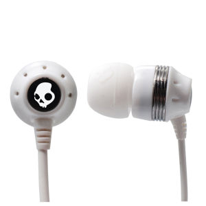 Skullcandy Ink'd SGS Earphones - White (For Nintendo DSi and DS Lite Only)