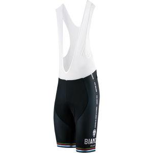 Bianchi Victory Bib Shorts - Black
