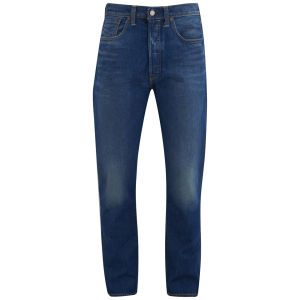 Levi's Men's 501 Customized and Tapered Jeans - Dalston