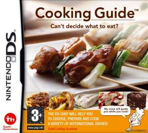 Cooking Guide: Can't Decide