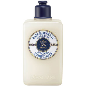 L'Occitane Shea Butter Ultra Rich Foaming Bath Cream 500ml