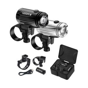 Lezyne Mini Drive XL Loaded Front Bicycle Light