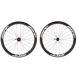 Zipp 303 Firecrest Tubular Disc Brake Front Wheel 18 Spokes - White Decal