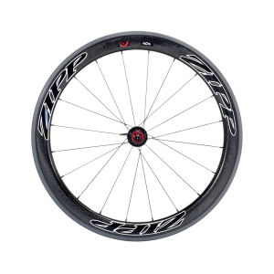 Zipp 404 Firecrest Tubular Rear Wheel - Beyond Black