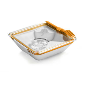 Black+Blum Box Appetit - Orange/White