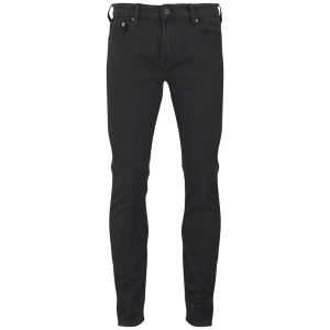 Scotch & Soda Men's Skim The Nero Skinny Jeans - Black