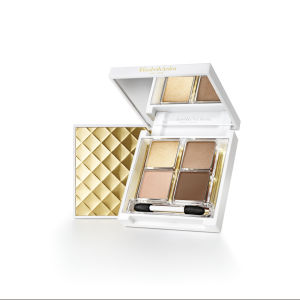 Elizabeth Arden Fall Colour Collection Limited Edition Beautiful Colour Eye Shadow Quads - Chic Browns (4.4g)