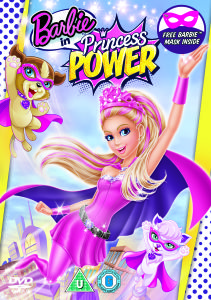 Barbie in Princess Power (includes Barbie Mask)