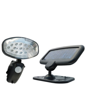 Solar PIR Utility Light