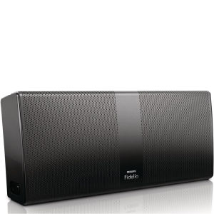 Philips Fidelio P8BLK/10 Wireless Bluetooth Portable Speaker