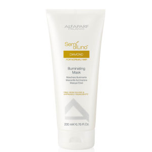 Alfaparf Semi Di Lino Diamond Illuminating Mask (200ml)