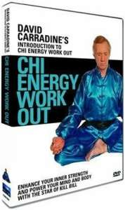 David Carradine - An Introduction For Beginners To Chi Energy Work Out