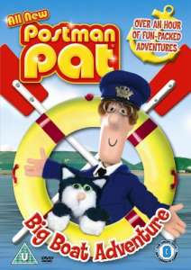 Postman Pat - Big Boat Adventure