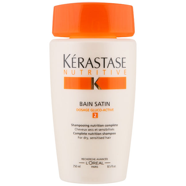 K rastase bain satin 2 250ml free delivery for Kerastase reflection bain miroir 2 shampoo