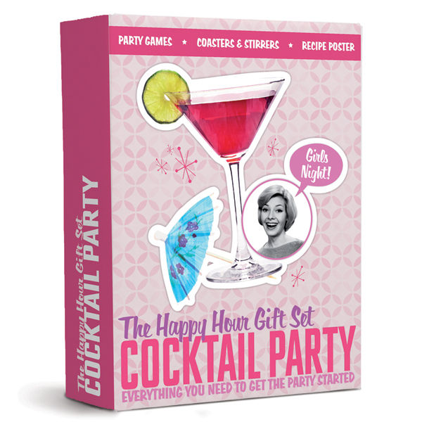 The Good Times Cocktail Party Gift Set Gifts | TheHut.com