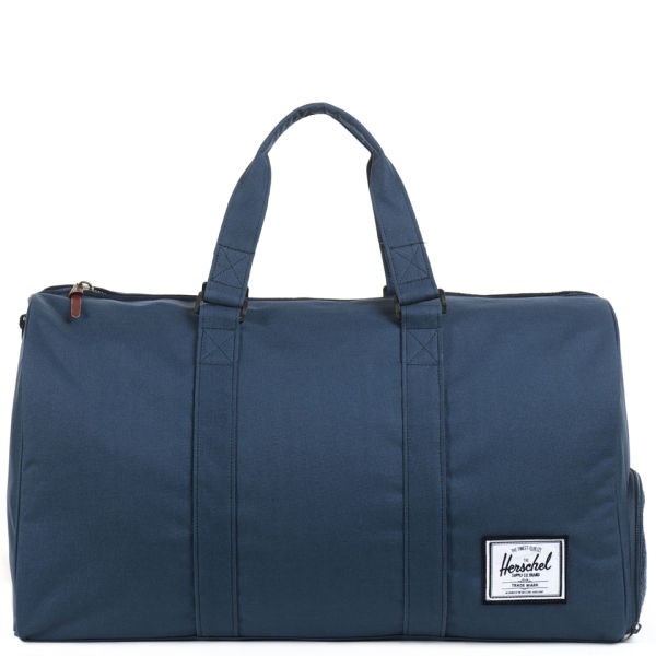 Herschel Supply Co. Novel Knitted Duffle Bag - Navy
