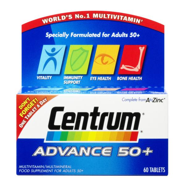 Centrum Advance 50 Plus (60 Tablets)