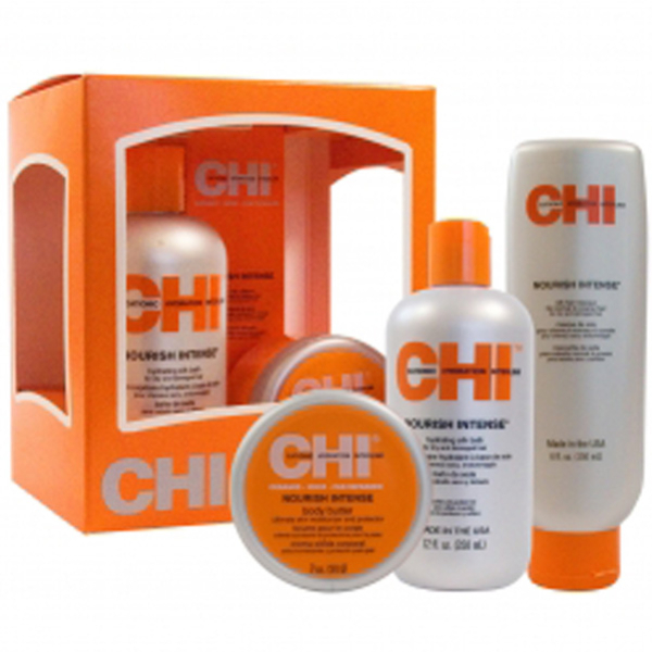 Chi Nourish Intense For Hair Amp Skin 3 Products Free
