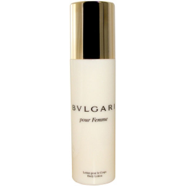 bvlgari pour femme body lotion 200ml free delivery. Black Bedroom Furniture Sets. Home Design Ideas