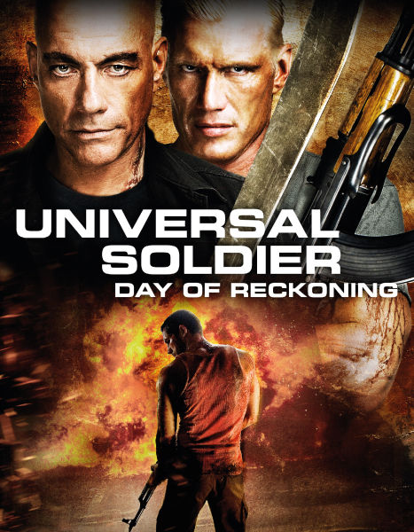 Universal Soldier Day Of Reckoning Steelbook Edition
