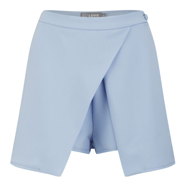 Back to previous page | Home LOVE Women's Skort - Blue
