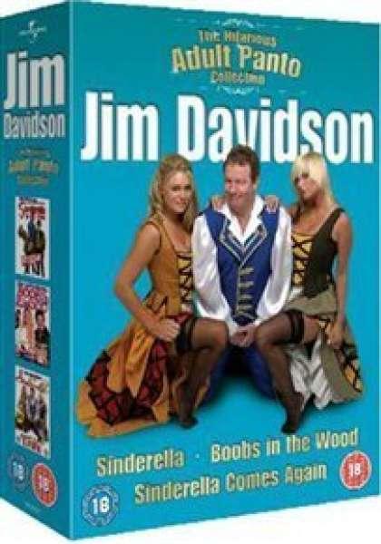 Jim Davidson Comedy Collection 2 Box Set Dvd Zavvi