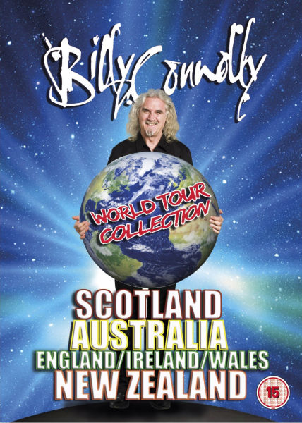Billy Connolly World Tour Box Set