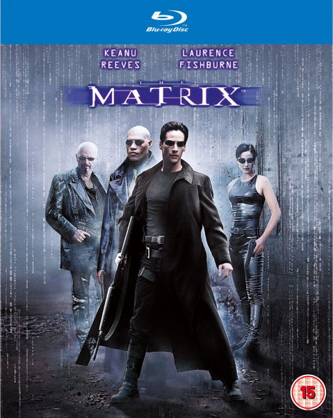 the matrix bluray zavvi
