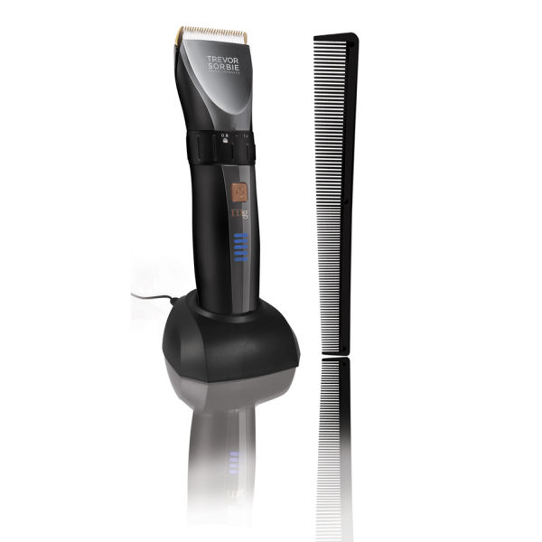 Trevor Sorbie Stay Sharp Carbon Steel Professional Hair Clipper