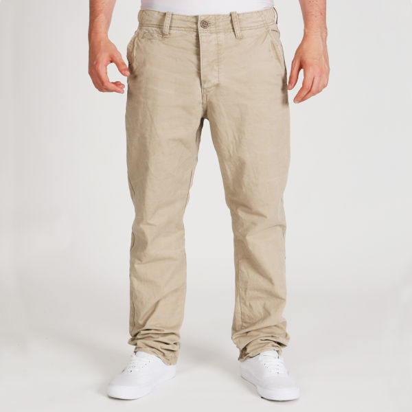 Jack & Jones Vintage Men's Stan Alan Chino - Olive