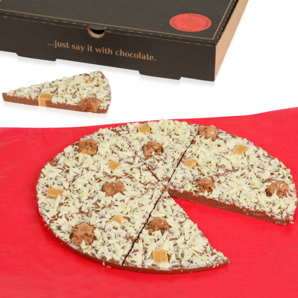 Gourmet Chocolate Pizza Free Delivery