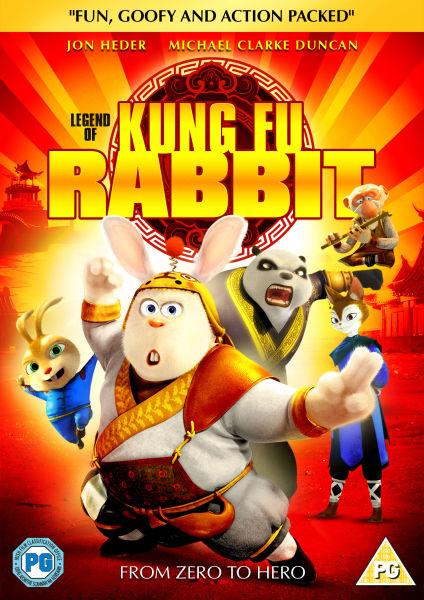 Kung Fu Rabbit Dvd Zavvi
