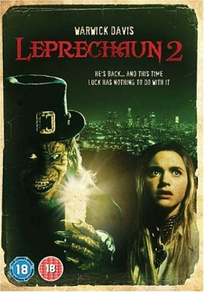Leprechaun 2 Dvd Zavvi