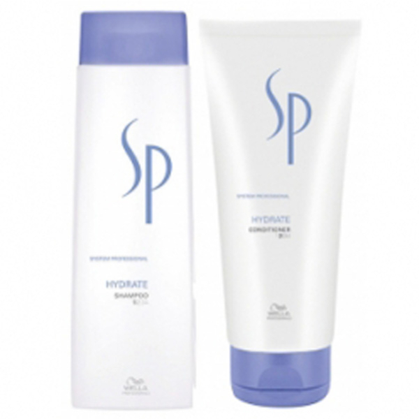 wella sp hydrating duo 2 products free delivery. Black Bedroom Furniture Sets. Home Design Ideas
