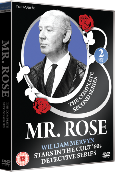 Mr Rose Complete Series 2 Dvd Zavvi