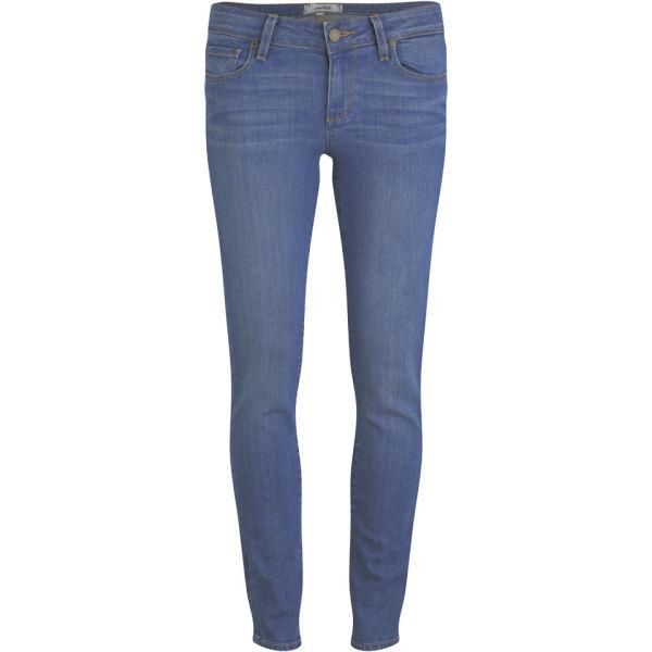 Paige Women's Verdugo Ultra Skinny Low Rise Jeans - Harrison