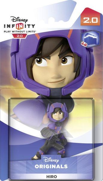 Disney Infinity 2 0 Hiro Figure Games Zavvi