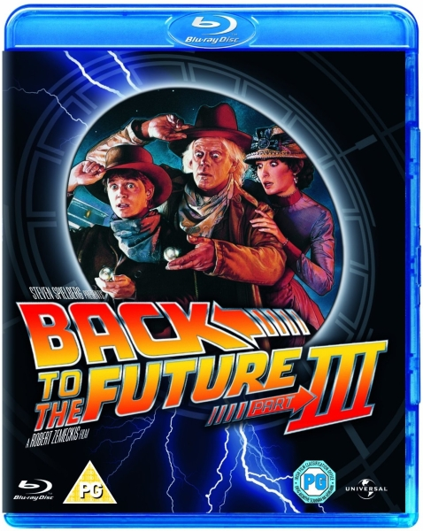 Back to the future part iii blu ray zavvi com