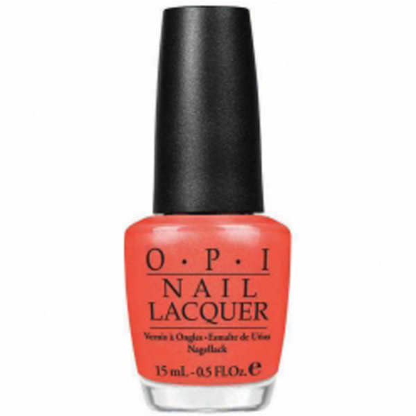 OPI Nail Varnish - Are We There Yet? (15ml)