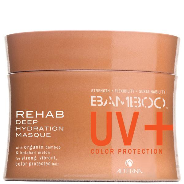 Máscara hidratante Bamboo UV+ Rehab Deep Hydration Masque de Alterna 142 g